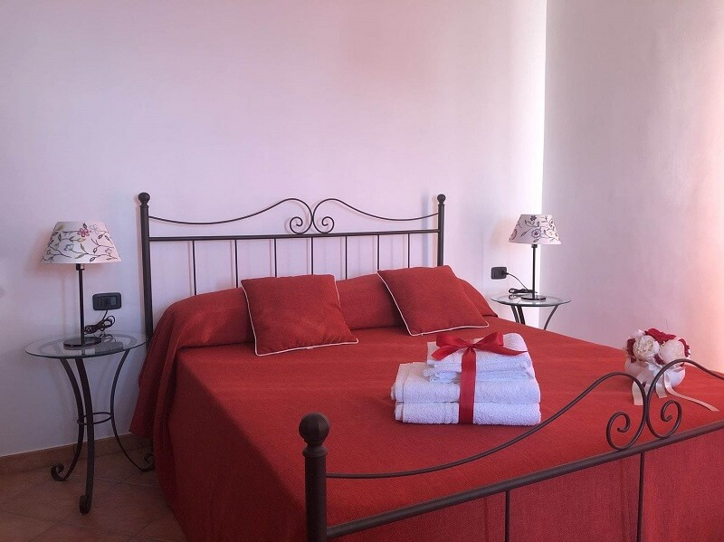 bed breakfast pollica